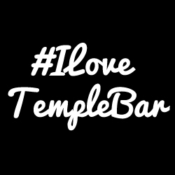 I Love Temple Bar - Dame St